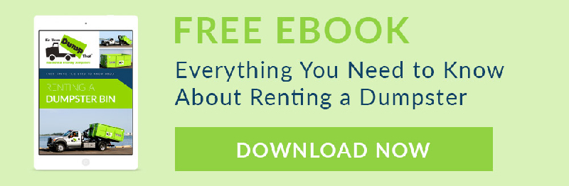 Download Free Guide on Renting a Dumpster